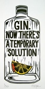 Gin Temporary Solution