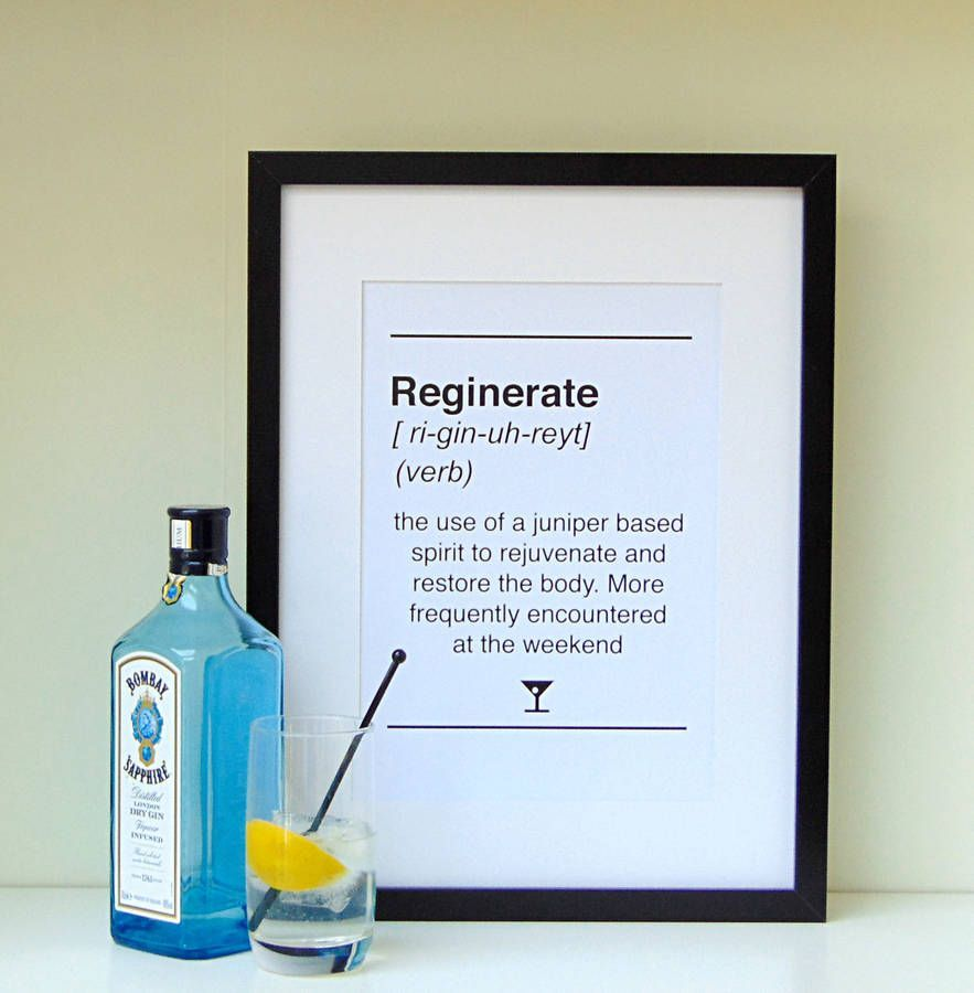 Gin New Word