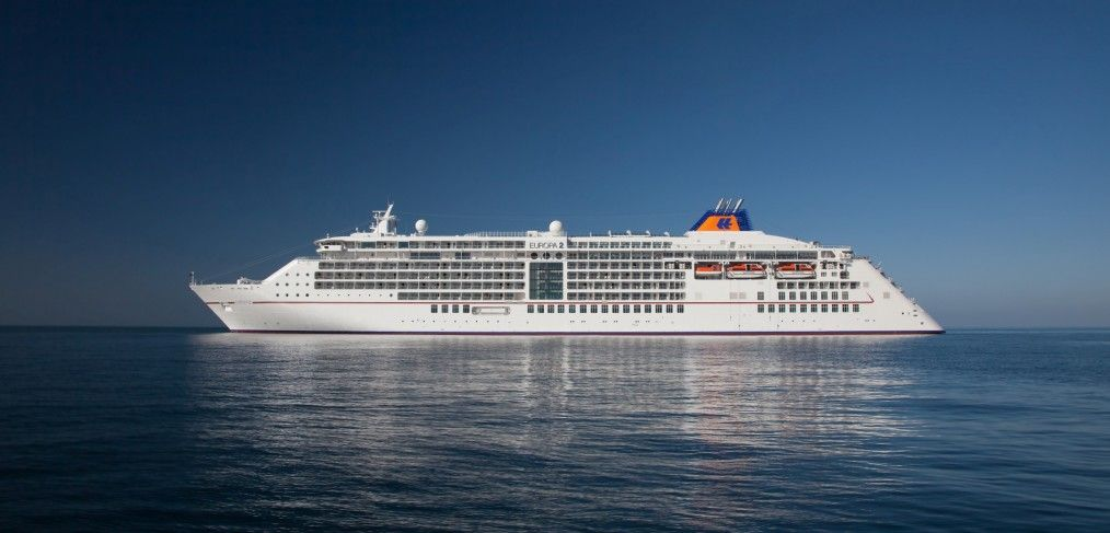 Europa 2 Cruise Ship