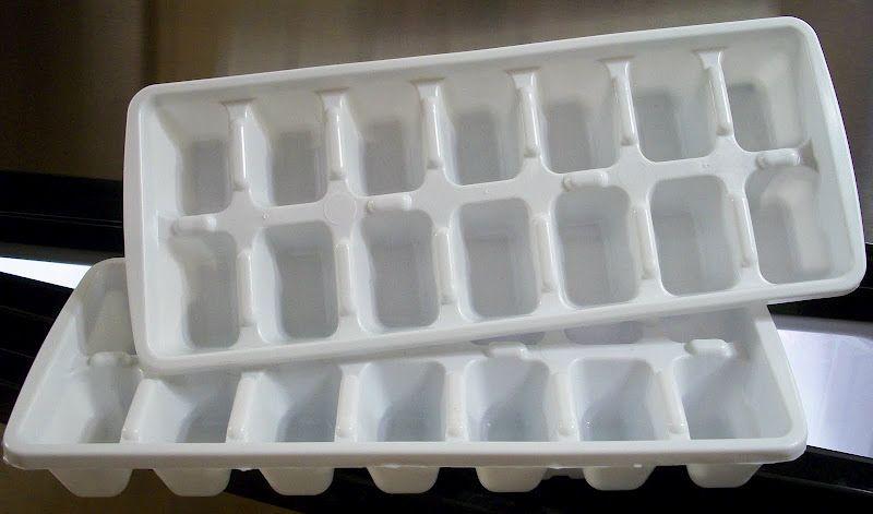 Empty Ice Cubes