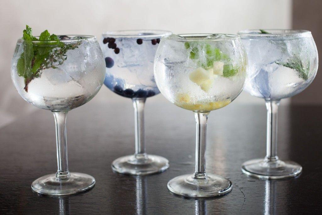 Gin choices