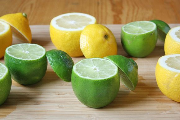 Lemon or Lime