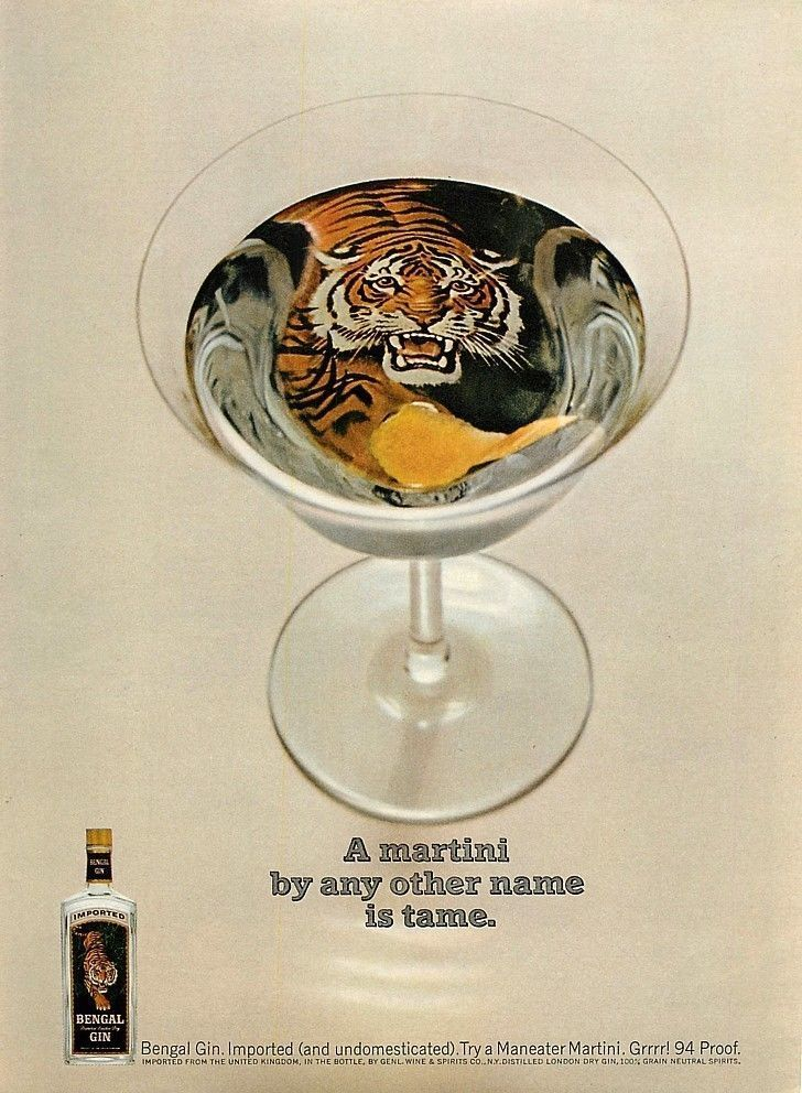 Bengal Gin advert