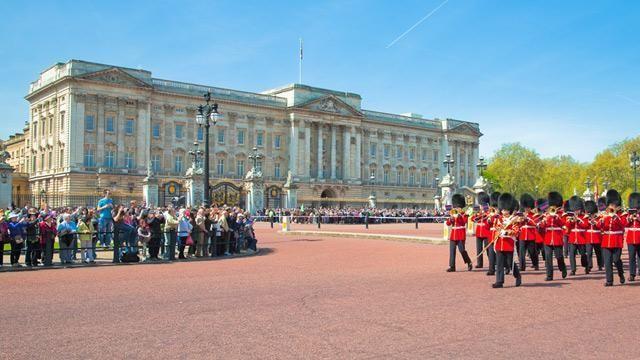 Buckingham Palance