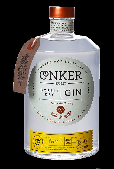 Conker Bottle