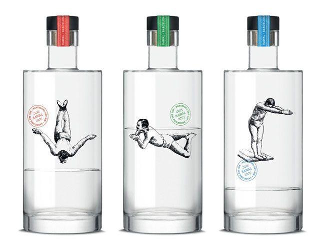 Cool Vodka Glasses