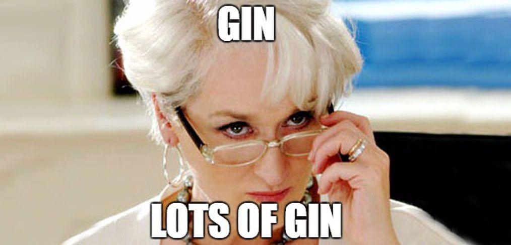 Gin truths