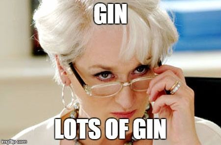 Lots of Gin