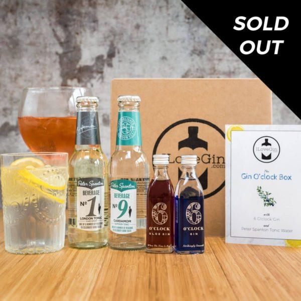 Gin O'Clock Box
