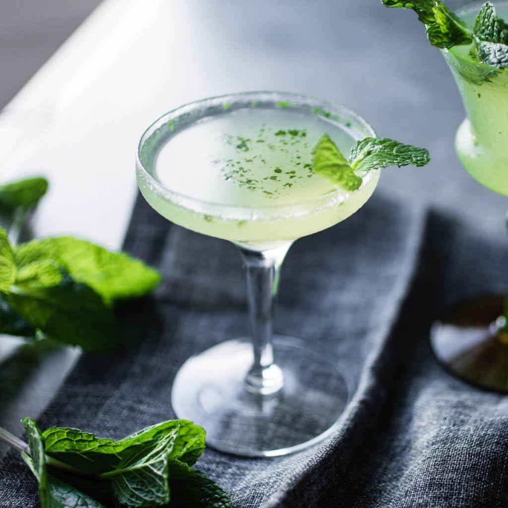 Gin Mint Martini
