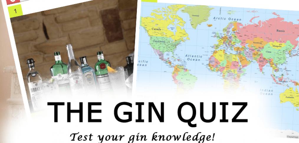 Gin Quiz