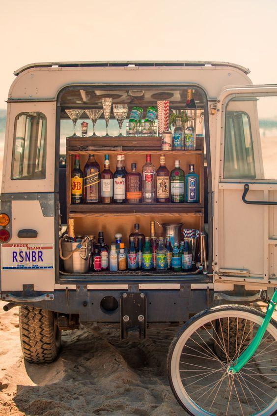 Land Rover Bar