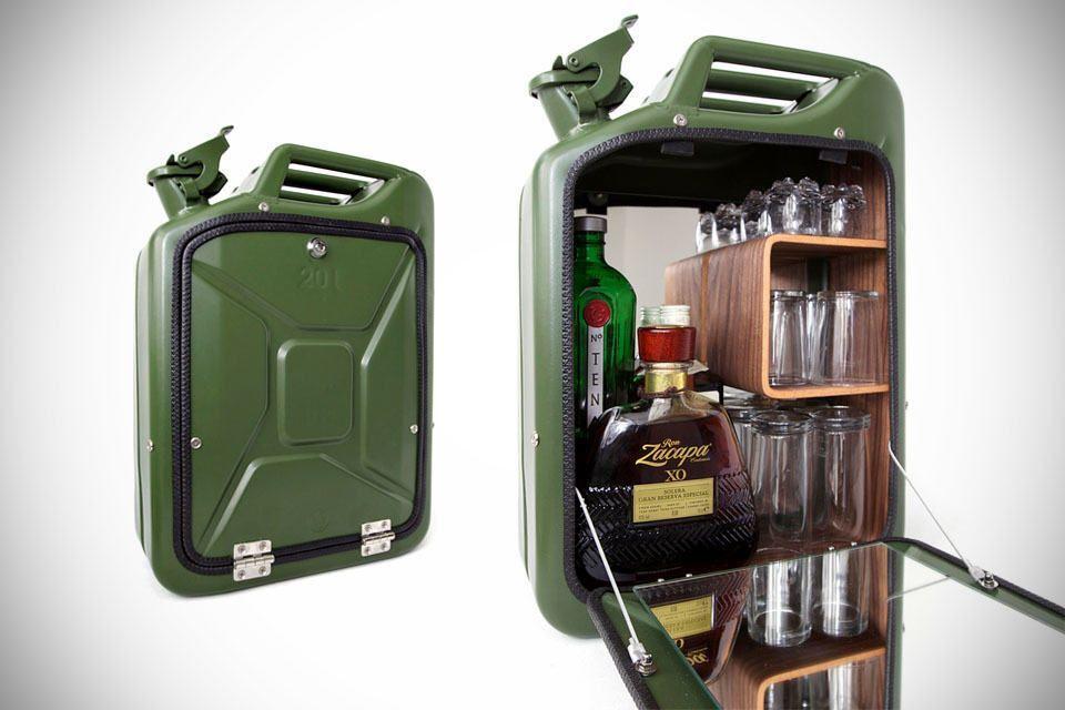 Petrol Can Bar