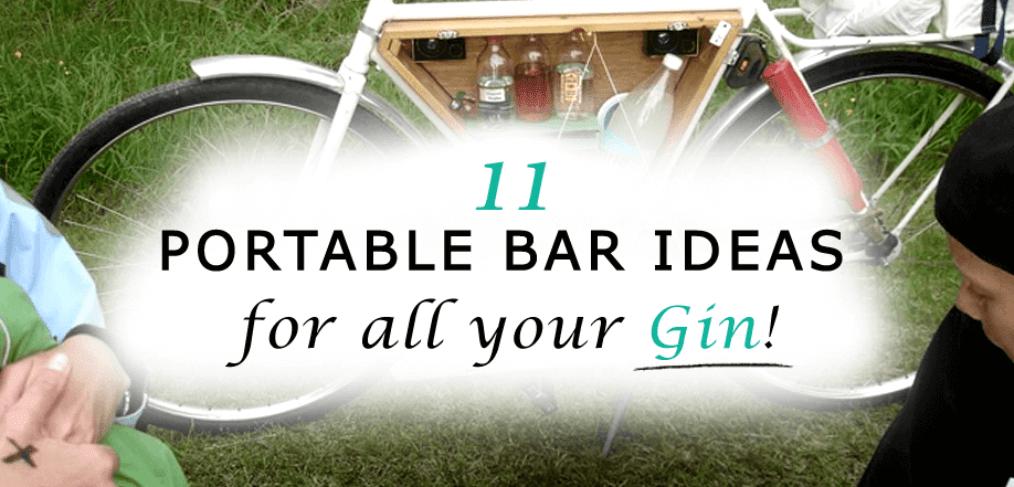 Portable Unique Bars