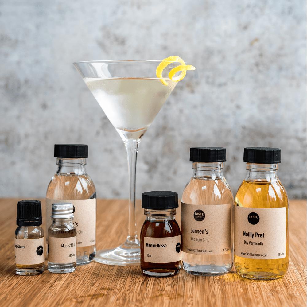 Gin Martinis
