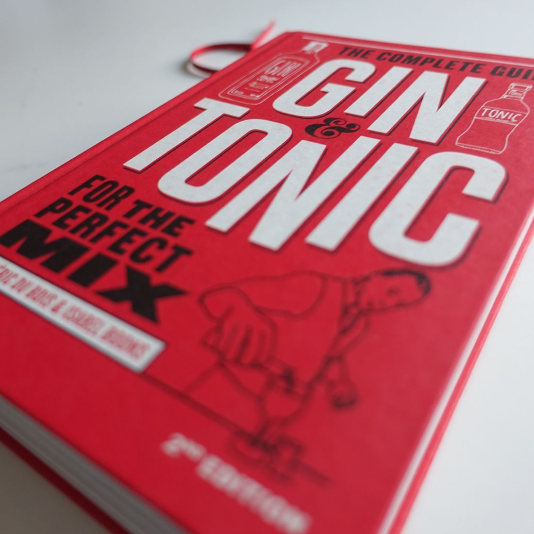 The Gin & Tonic Guide Book