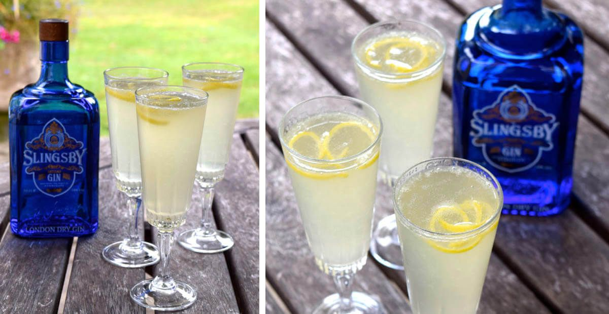 French75 cocktail recipe