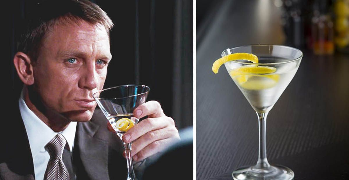 Vesper Cocktail