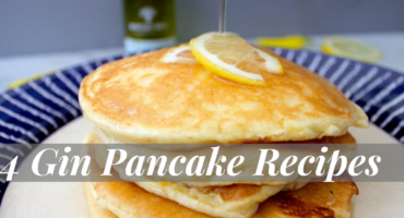 4 gin pancake recipes