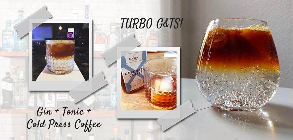 Resultado de imagem para Gin-coffee)