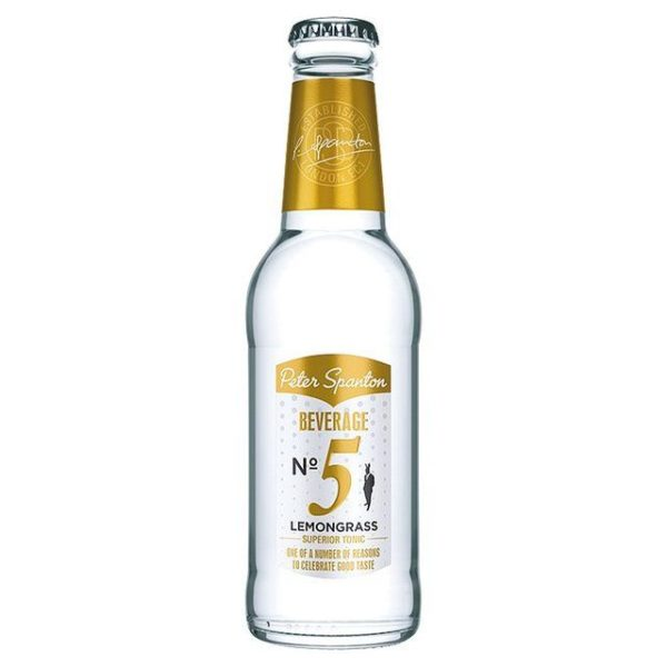 lemongrass tonic water