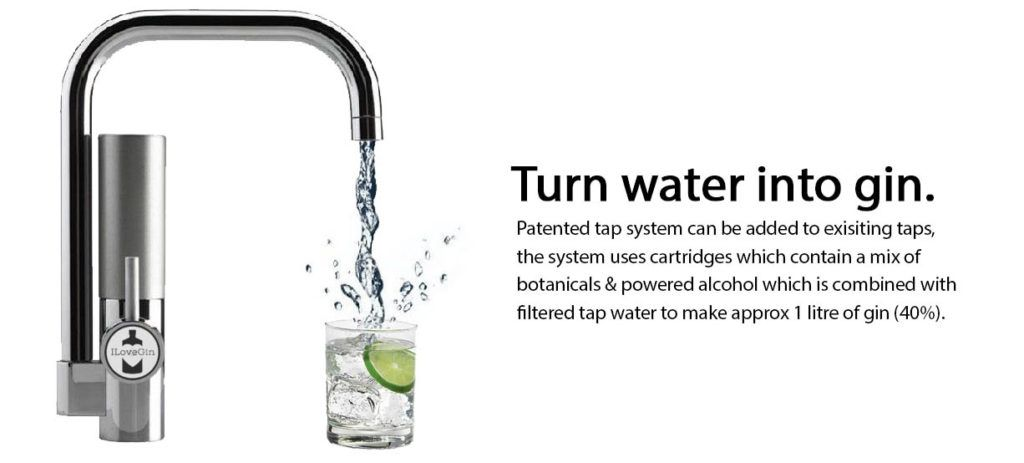Water Into Gin