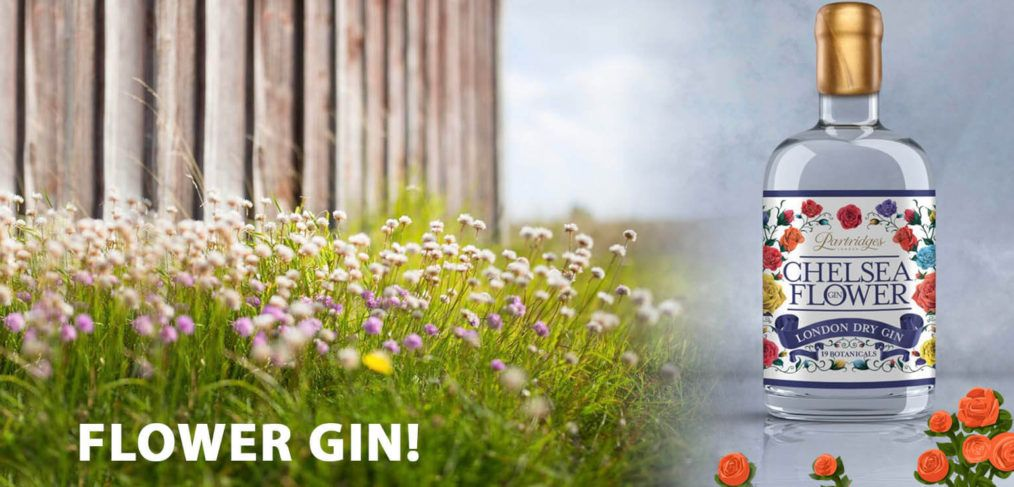 flower gin
