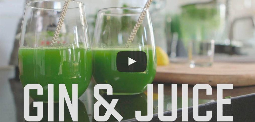 Gin and Juice Recipe