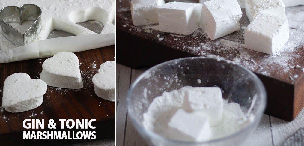 gin and tonic marshmallow recipe
