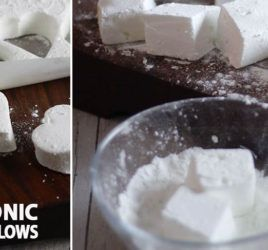 gin and tonic marshmallow recipe