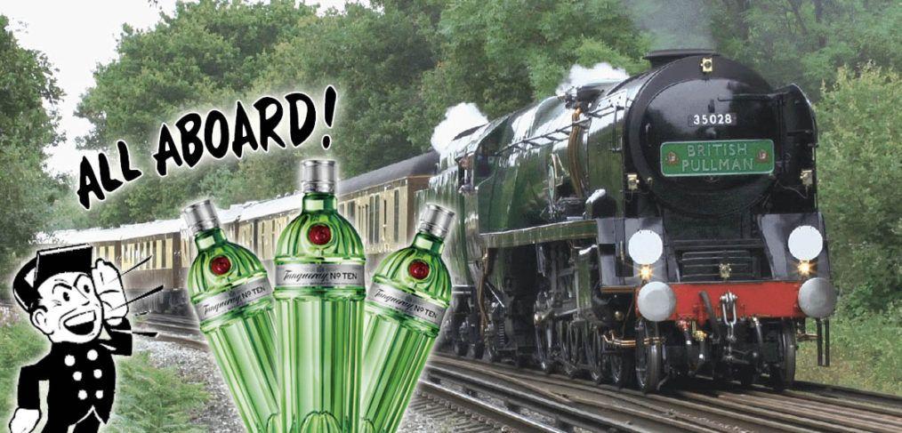 Gin Train