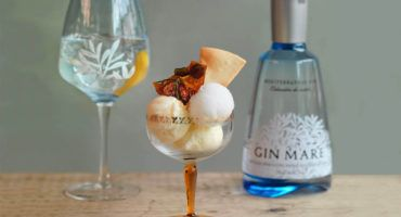 gin and tonic ice cream parlour