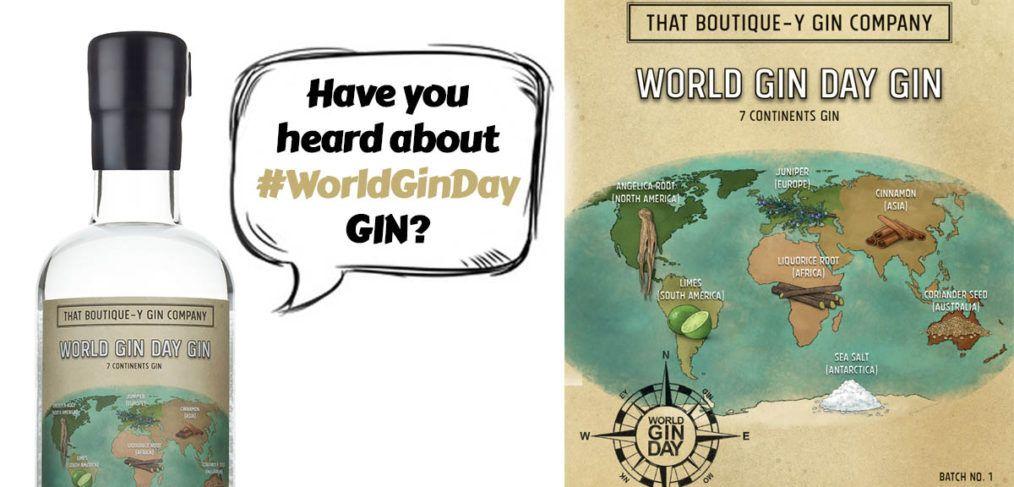 World Gin Day Gin