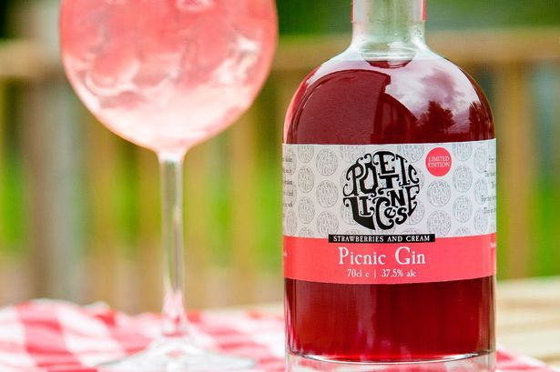 poetic license strawberry gin