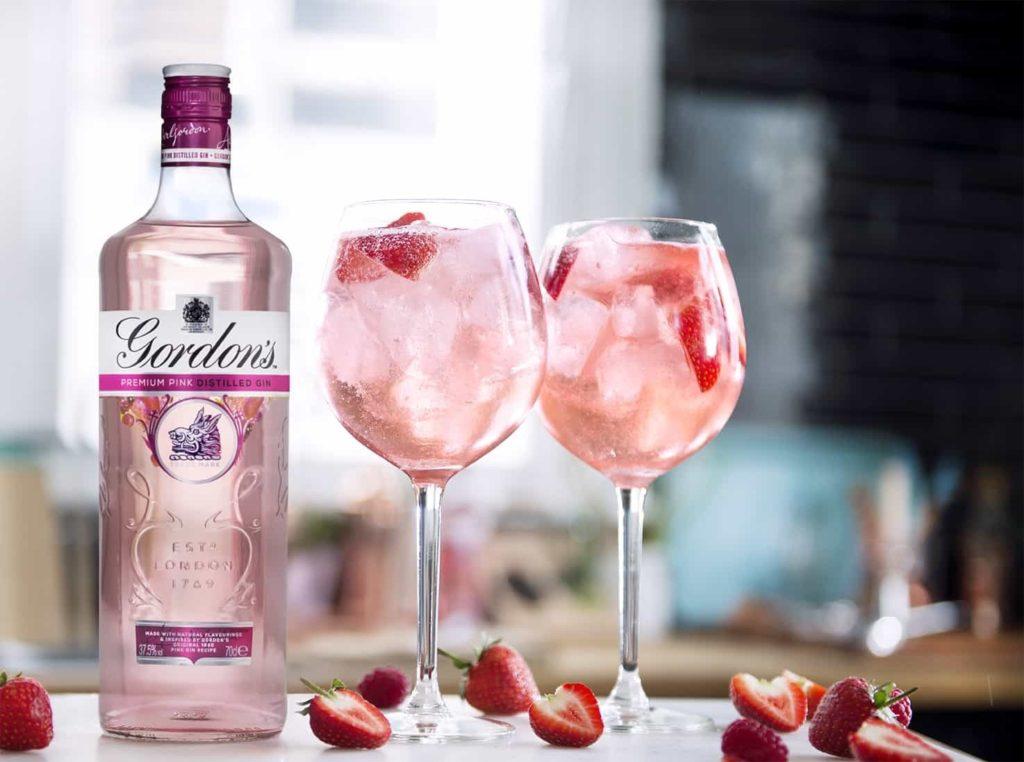 Pink-gin-Gordon's