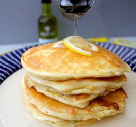 Gin Pancakes