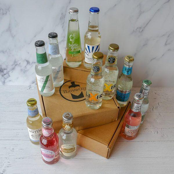 Tonics and Mixers Tasting Set