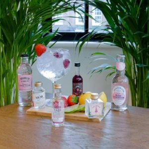 Pink Gins and Tonics Gift Set