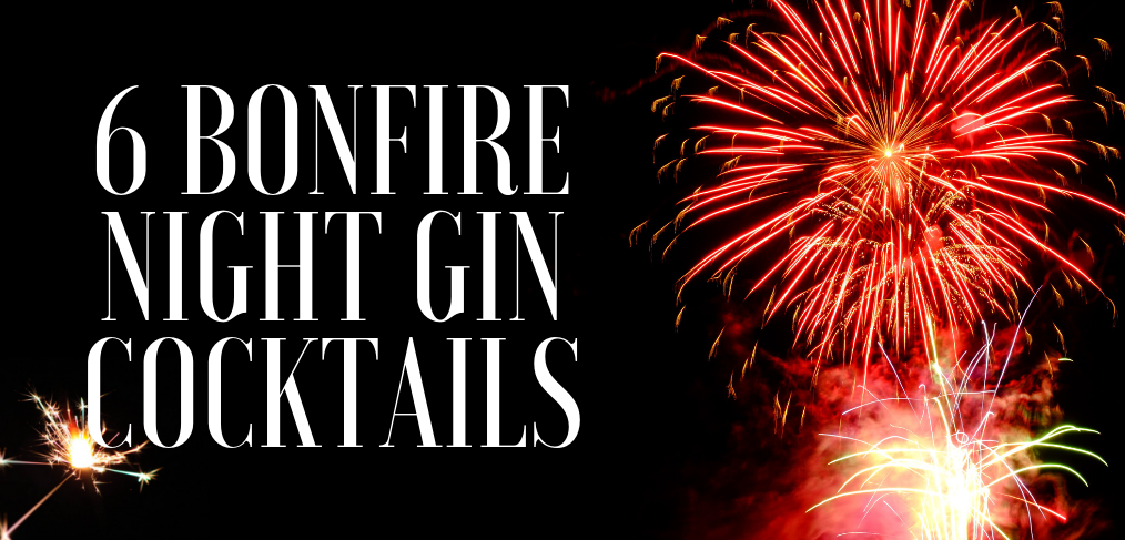 bonfire night gin