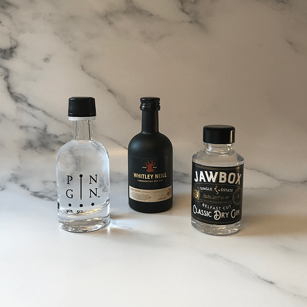 Classic Style Gins Tasting Gift Set