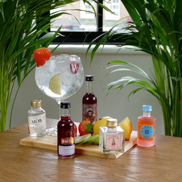 Pink Gins Tasting Gift Set
