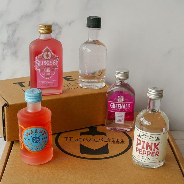 Pin Premium Pink Gin