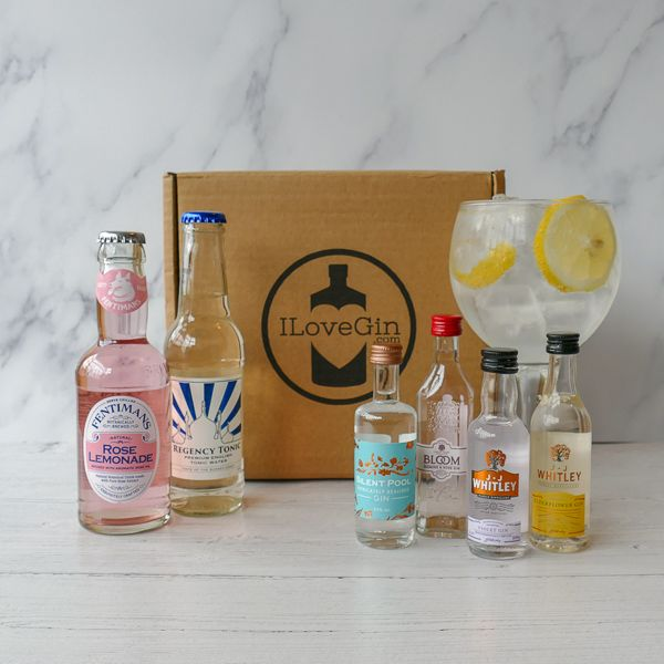 Mother's Day Gin Gift Set