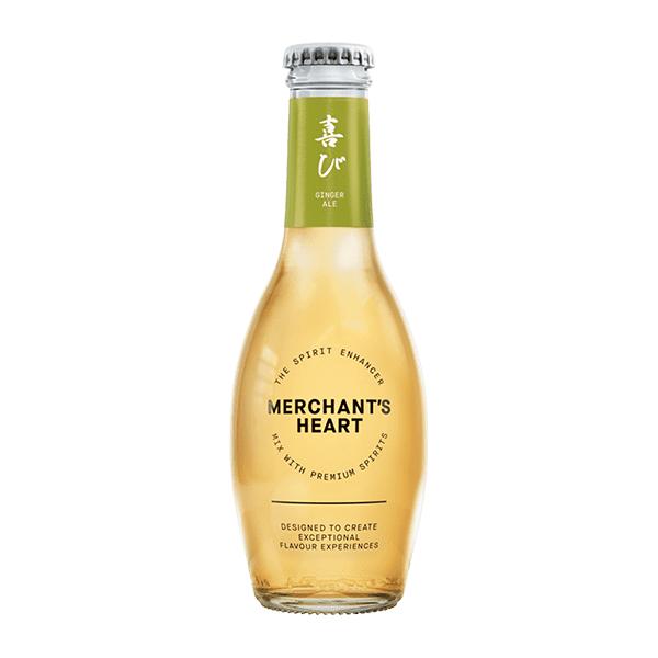 Merchant's Heart Ginger Ale
