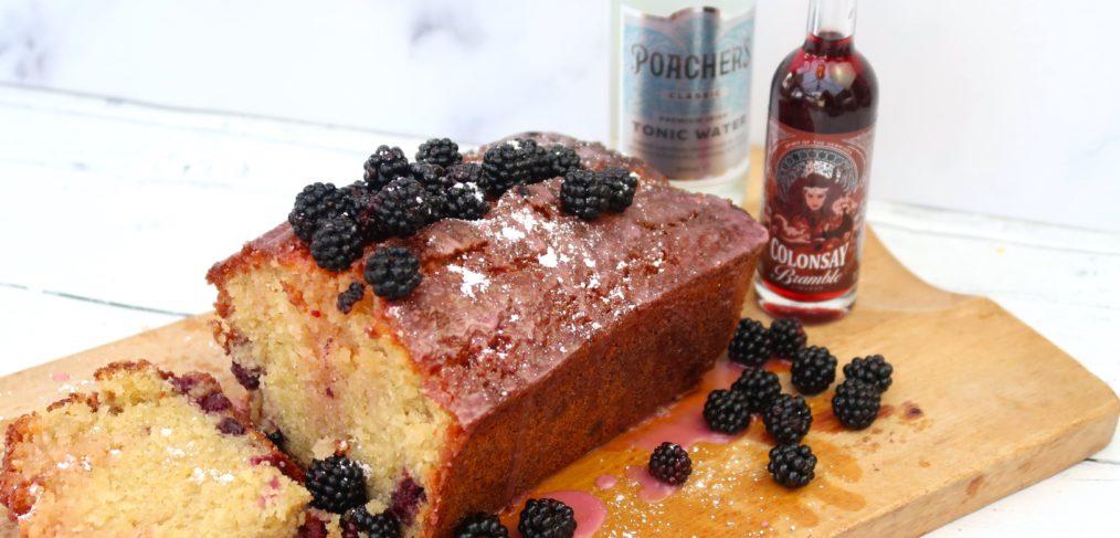 Bramble Cake
