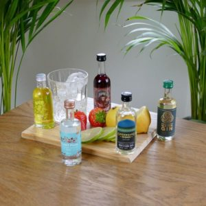 Sipping Gins Tasting Gift Set