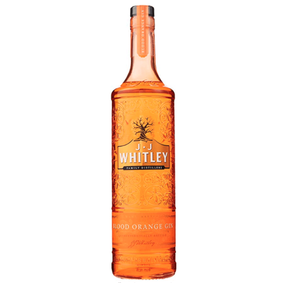 JJ Whitley Blood Orange Gin