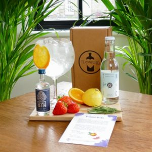 """Pick & Mixer"" G&T Gift Box"