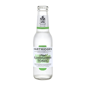 Hartridges Elderflower Tonic