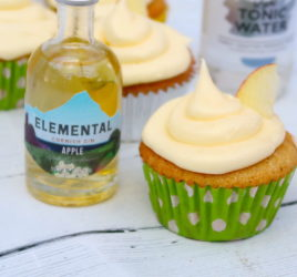Elemental Apple Cupcakes